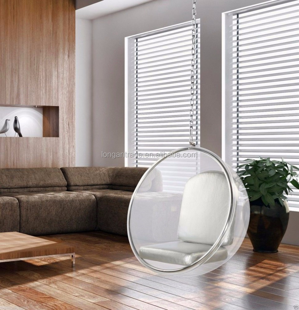Uncategorized Clear Hanging Bubble Chair hanging wicker bubble chair suppliers and manufacturers at alibaba com
