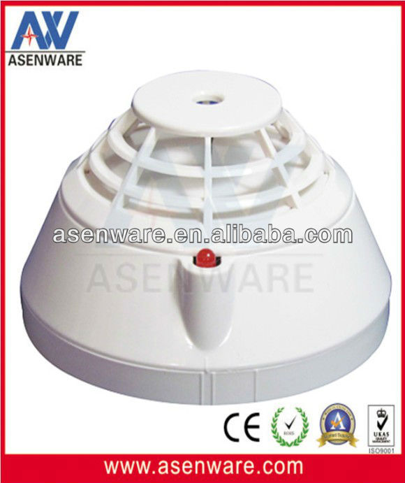 Reset Addressable Fixed Temperature Heat Detector