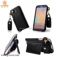 Top sale pu leather case for samsung waterproof case for samsung galaxy note 3