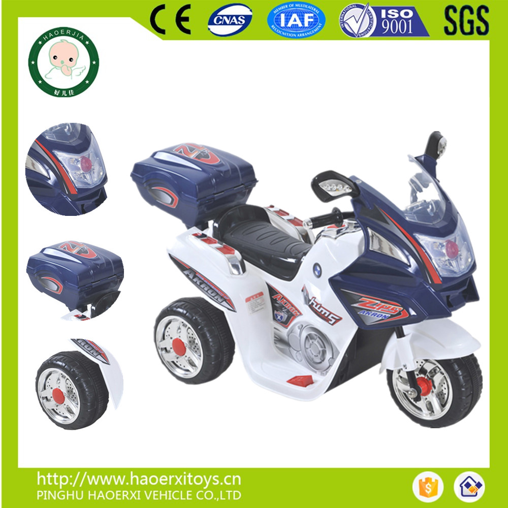 Rechargeable battery for kids motor bike,12V electric motorcycles for kids for sale