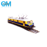 model railway manufacturer making customize locomotive ho scale model train