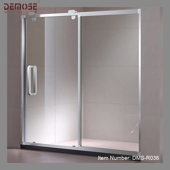 2 doors glass shower gate for sale buy glass shower gate for Shower doors for sale