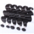 hot selling superior quality natural dark black raw virgin body wave hair