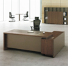 Chairman work table wholesale price luxury wooden office deskluxury office desk modern glass top office table design