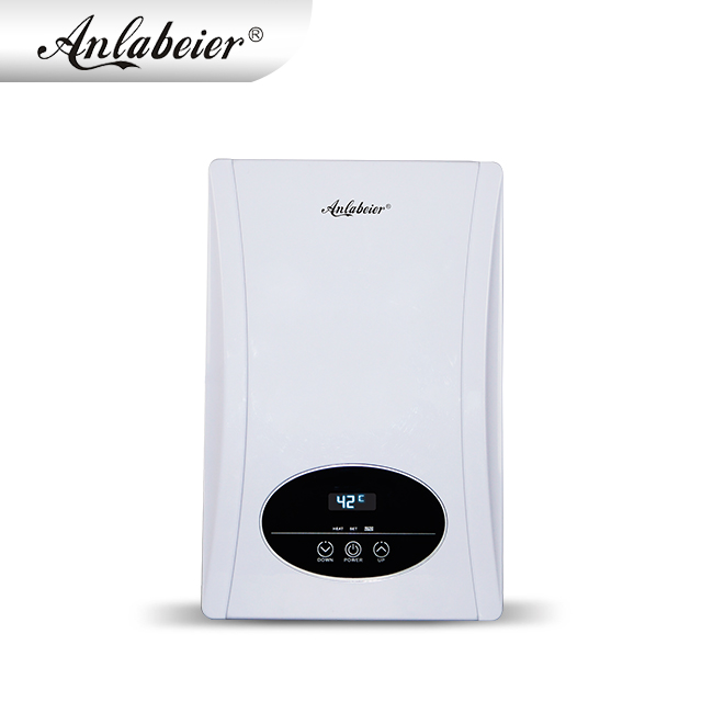 220-240V 3-8kW Instant Electric Shower Water Heater Hot Sale for Malysia/Philippines/Singapore/Thailand/UK markets