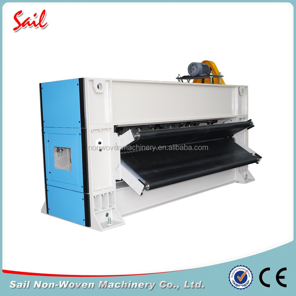 Nonwoven coco coir mat needle loom coir mat needle punching machine