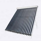 Solar Collector Active Heat Pipe 24 Mm 20 Tube Vacuum China Selective Coating For Collectors