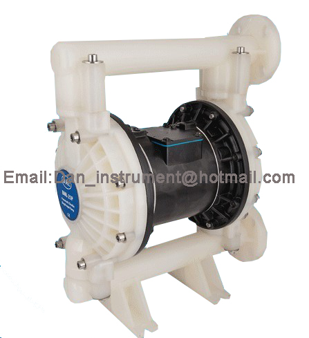 HIGH quality  Double Way Ink and Glue PP Pneumatic Diaphragm Pump BML-25P