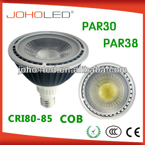 10w 15w 17w par 38 par 30 par 20 led lamps/par38 cob/par 38 led