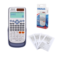 Top Selling 417 Functions Dual Power fx-991ES PLUS Scientific Calculator For School Student
