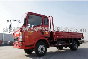 Good Price Sale Sinotruk HOWO 4x2 Cargo Lorry 5 Ton for Malaysia