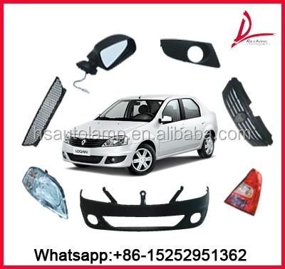 auto parts - Dacia Duster/Renault Duster Body Parts Head lamp Grille Bumper Mirror