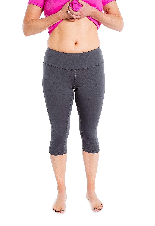 edbc76469e6bb2 Get Quotations · Katie K Active Plus Size Capris Plus Size Capri Pants For  Women (L - 3XL