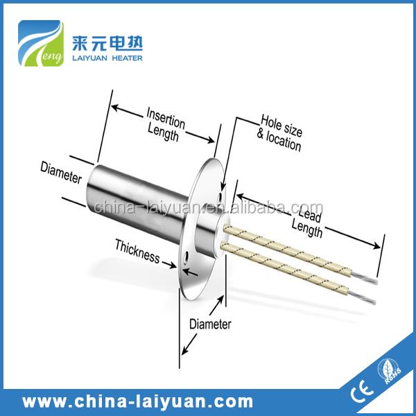 electric pencil heater cartridge heater 220v 600w manufacturer