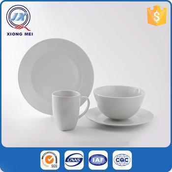 Customized restaurant porcelain glazed 16pcs home brand dinnerware for wholesale  sc 1 st  Alibaba & Customized Restaurant Porcelain Glazed 16pcs Home Brand Dinnerware ...