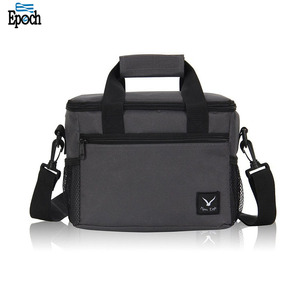 Epoch hot selling new design practical polyester material fitness unisex insulated cooler box