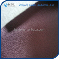 customized design high quality pvc synthetic artificial leather for sofa