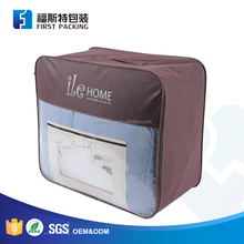 Plastic bags for curtain packaging