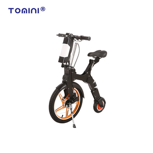 Power ride on delivery bike motorcycle foldable electric bicycle