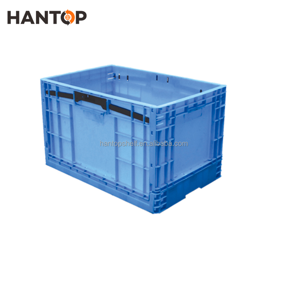 Solid box type straight wall plastic container HAN-FB07 2646
