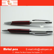 hot sale metal ballpoint pen ,office use or for gift,popular