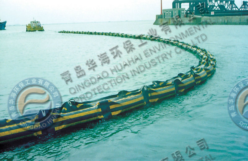 Floating Baffles/rubber Boom/oil Spill Boom