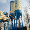 China Factory Cost Fixed Concreet Mxing Dry Plant Cement Silo Specification