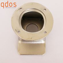 High durability carbon steel forged flange for hydraulic pipe