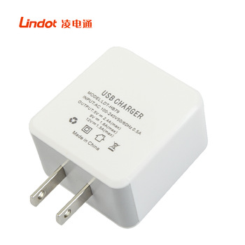 QC3.0 Charger Mobile Phone Accessories Single USB Wall / Home Charger
