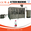 Automatic linear type complete pure bottle water making machines and prices in factory price