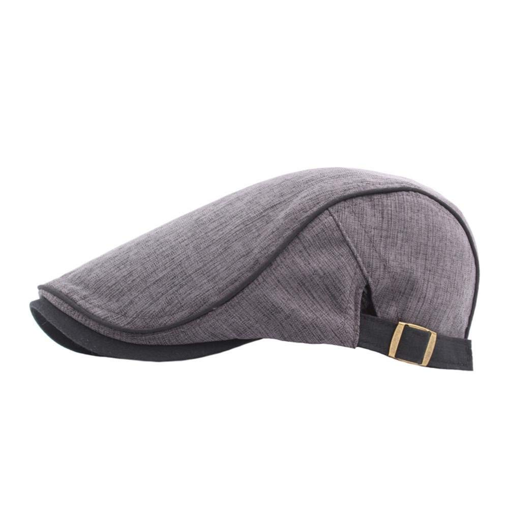 Funic Clearance Sale Unisex Vintage Twill Cotton Baseball Cap Adjustable Berets Hat