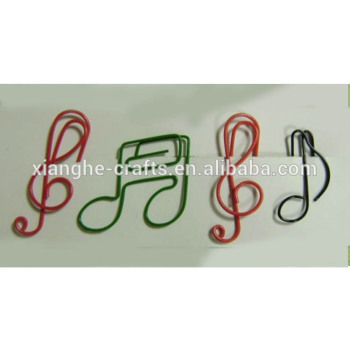 new product music note paper clips buy new product music note