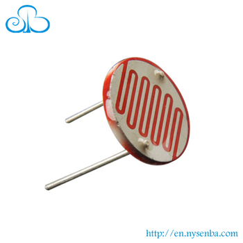 Ldr Sensor (light Dependent Resistor) Gl205 Series Cds Photocell ...