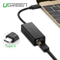 Ugreen USB 2.0 Type C 10/100 Mbps Ethernet Adapter with ABS case