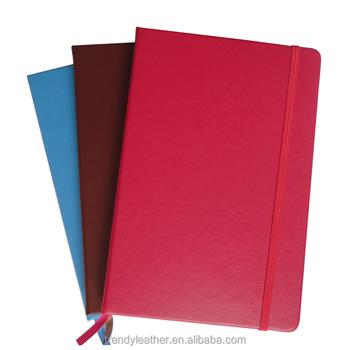 hardcover daily planner diary notebook printing custom design buy