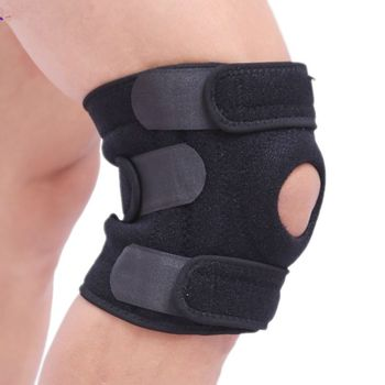 Open Patella Adjustable Breathable Neoprene Knee Brace Support Dual  Stabilizers For Acl Meniscus Tear Injury Recovery Comfort - Buy Knee Brace