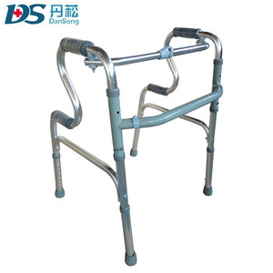 Old People Standing Frame mobility gait trainer walker for disabled