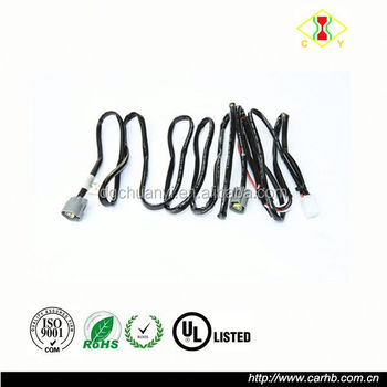 supply motorcycle wire harness assy from china