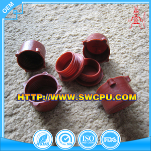 Customized china supplier injection molded plastic 6 inch pvc pipe cap