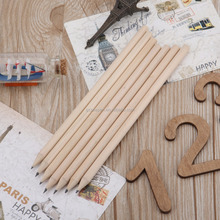 Hot New ProductCustomized Logo HB Wooden Pencil with Pencil Eraser