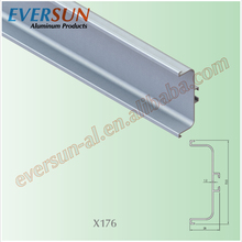 Foshan eversun aluminum products co limited aluminum handle cabinet handles drawer pulls made of aluminum extruded profile sciox Gallery