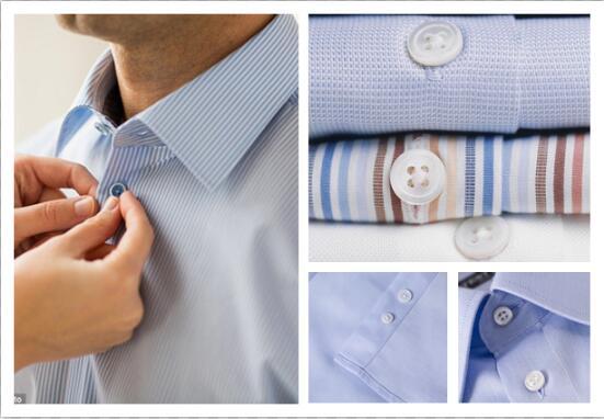 Fashion Design Personalizzato 3 Colori Abbigliamento Accessori di Cucito di Plastica Abbigliamento Per Il Cappotto/Jean