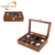 Wholesale Trendy 8 Slot Luxury Nice Design Men Wooden Watch Storage Box