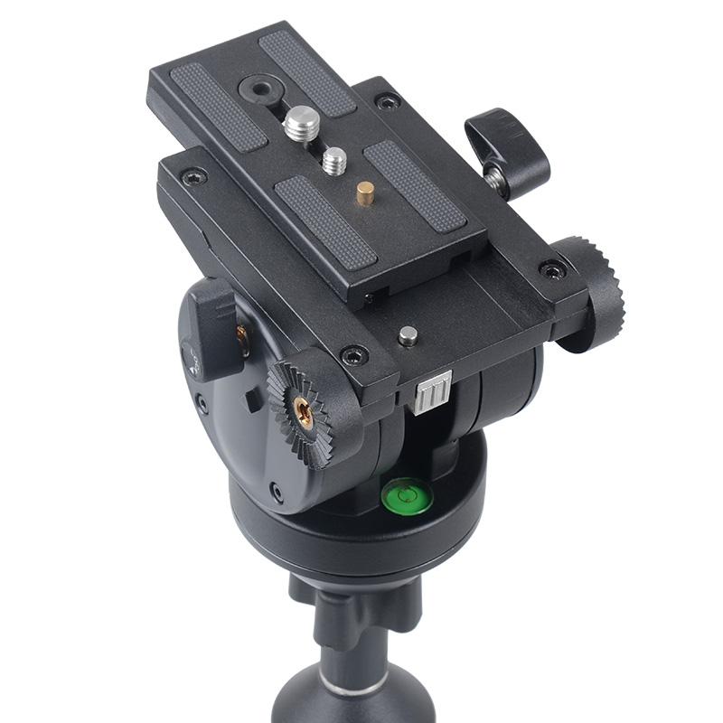 XA193M aluminum foldable light stand dslr camera tripod with 1/4 & 3/8 screws