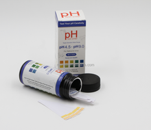 Medical pH Test Strips for Urine and Saliva 100 Strips Ph strips ph universal indicator paper