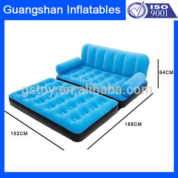 Indoor Large Blue Double Daybed Lounge Airbed For Sale Buy Indoor
