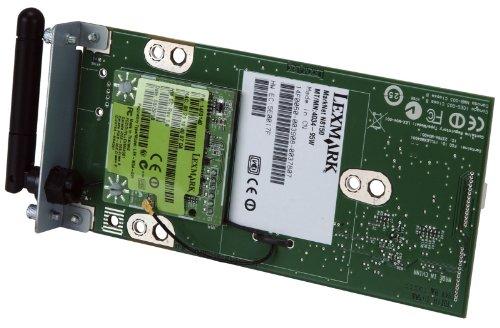 Lexmark MarkNet N8250 802.11b/g/n Wireless Print Server Kit (24Z0062)