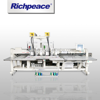 Richpeace Computerized Mixed Coiling & Chenille Embroidery Machine