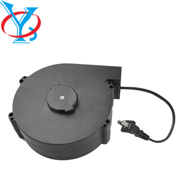 Auto-rewind cable reel,coiled cord reel 5-6m