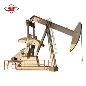 Shengji new pump jack gas oil beam pumping unit